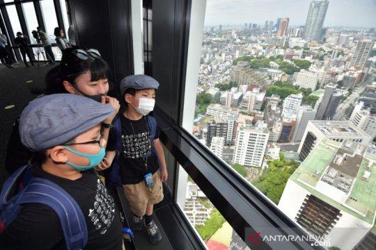 Jepang pertimbangkan terima pelancong asing