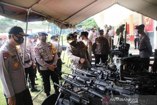 Kapolda Aceh: Personel Brimob dituntut selalu siaga