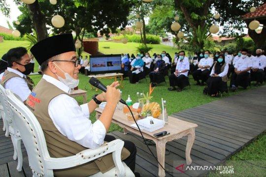 Bupati Banyuwangi minta masukan ulama terkait era normal baru