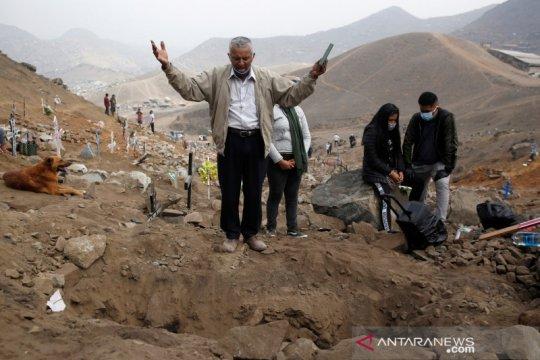 82 pekerja tambang di Peru positif virus corona