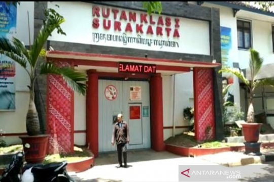 Rutan Surakarta perketat prosedur persiapan normal baru