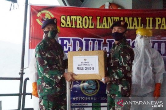 Lantamal Padang pastikan patroli KRI tetap berjalan saat pandemi