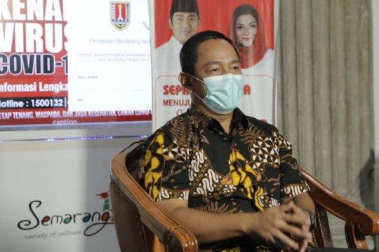 """Pemberlakukan """"New normal"""" di Semarang bisa mundur dari jadwal"""