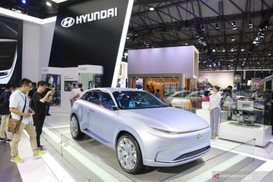 LG Chem pemasok baterai mobil listrik Hyundai-Kia