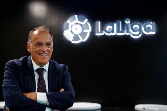 Javier Tebas ingin La Liga musim depan dimulai pada 12 September