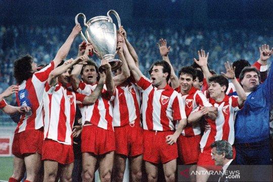 Kisah trofi Eropa pertama dan terakhir klub Yugoslavia 29 tahun silam