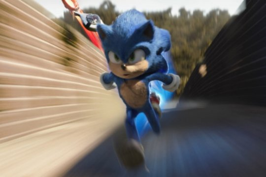 """Sonic the Hedgehog"" jadi film pembuka di bioskop China"