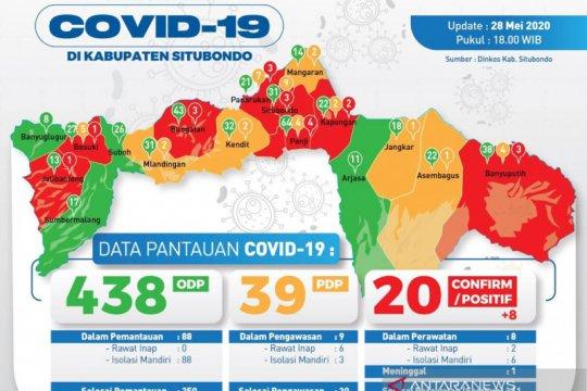 Pasien positif COVID-19 di Situbondo meninggal