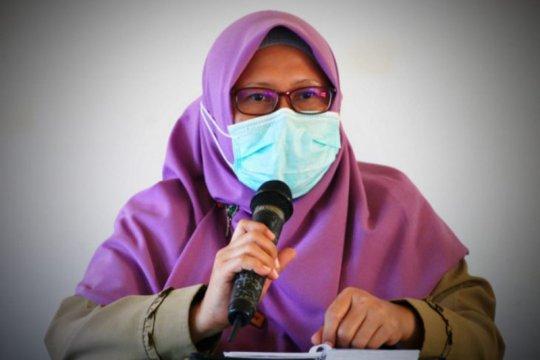 Bayi satu tahun di Barito Kuala Kalsel terkonfirmasi positif COVID-19