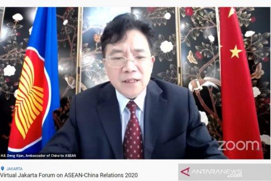 Dubes China: UU keamanan nasional jaga kerja sama ASEAN-Hong Kong
