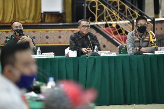 Gubernur tunggu keputusan pusat untuk penggunaan rumah ibadah
