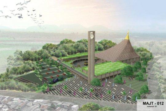Arsitek Bandung menangkan sayembara desain Masjid Agung Magelang