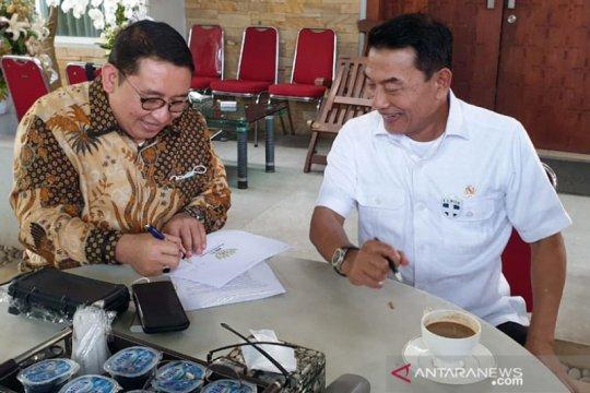 Moeldoko dan Fadli Zon sepakati akhiri dualisme kepengurusan HKTI