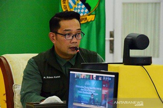 Ridwan Kamil minta KPU Jabar inovatif di tengah pandemi COVID-19