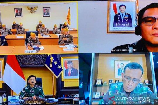 Panglima TNI: Dibutuhkan semangat dan nilai kejuangan tangani COVID-19