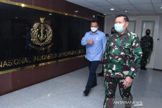 TNI AL dan KKP optimalkan kerja sama potensi maritim
