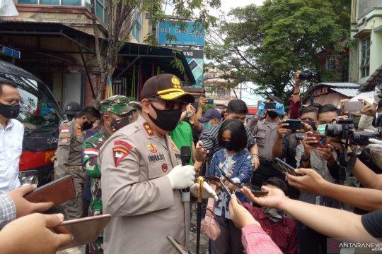 """Pos pengamanan gabungan disiapkan saat """"new normal"""" di Tarakan"""