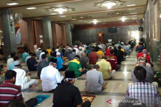 Masyarakat Kota Cirebon kembali gelar Shalat Jumat berjamaah