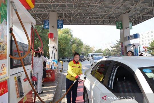 China pertahankan harga BBM di tengah terpuruknya harga minyak dunia