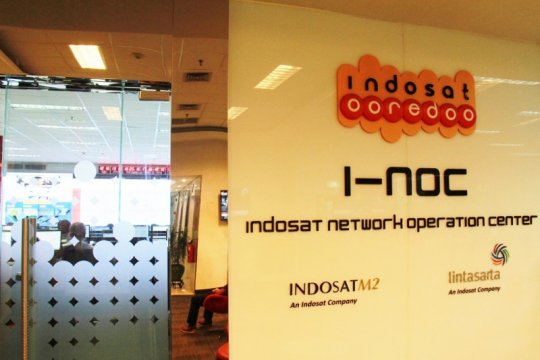 Indosat Ooredoo catat kenaikan trafik layanan data saat Lebaran