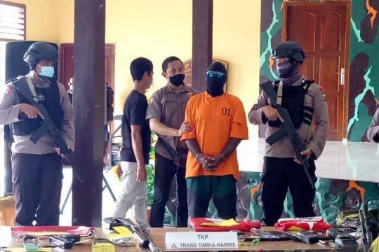 Polda Papua kembangkan penyidikan perkara tersangka Ivan Sambom