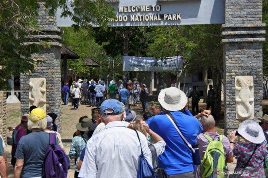 Balai Taman Nasional Komodo kembali perpanjang masa penutupan kawasan