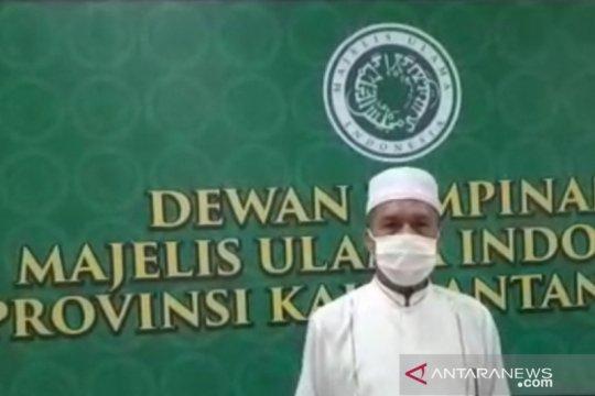MUI Kalbar sosialisasikan fatwa tentang pelaksanaan Shalat Idul Adha