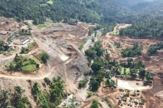 PUPR targetkan konstruksi Bendungan Meninting Lombok rampung 2022