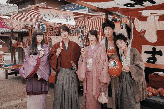 """Rurouni Kenshin: The Final/Beginning"" tunda perilisan hingga 2021"