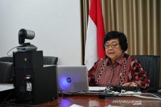 Menteri LHK tegaskan peran pemda untuk atasi perubahan iklim