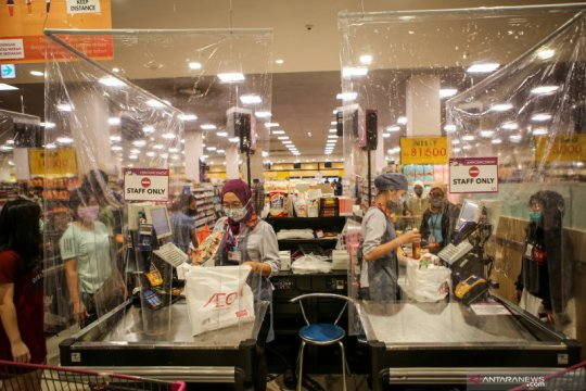 Dua pekerja positif COVID-19, AEON Mall Tangerang-Banten ditutup