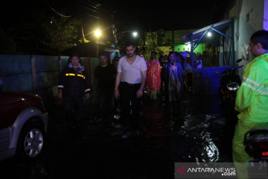 Sembilan titik di dua kecamatan Kota Probolinggo terendam banjir