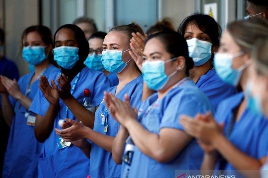 Kisah dokter muda Indonesia di garis depan COVID-19  di London