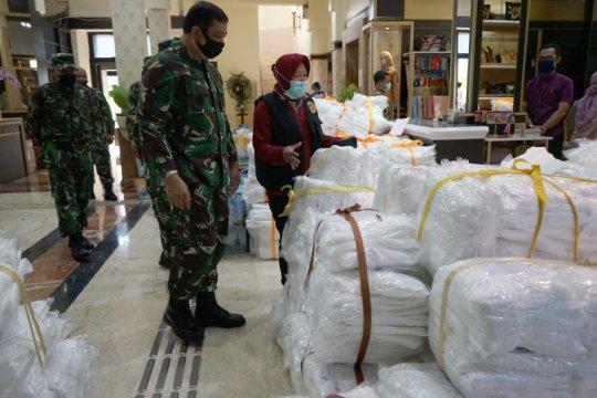 Mabes TNI siap bantu penanganan COVID-19 di Surabaya