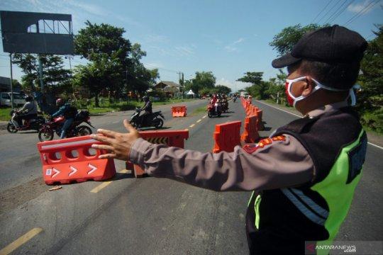 Hingga H+4 Lebaran 25.506 kendaraan arus balik dihalau petugas