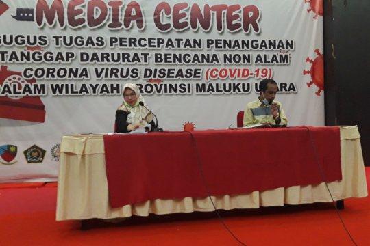 Ada tujuh tambahan, positif COVID-19 Maluku Utara naik 146 kasus