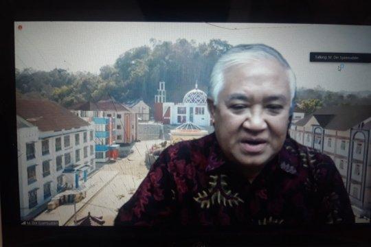 Kenormalan baru koreksi sistem dunia pascapandemi, kata Din Syamsuddin