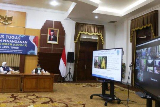 Gugus Tugas Jatim: Surabaya catat penambahan kasus baru terbanyak