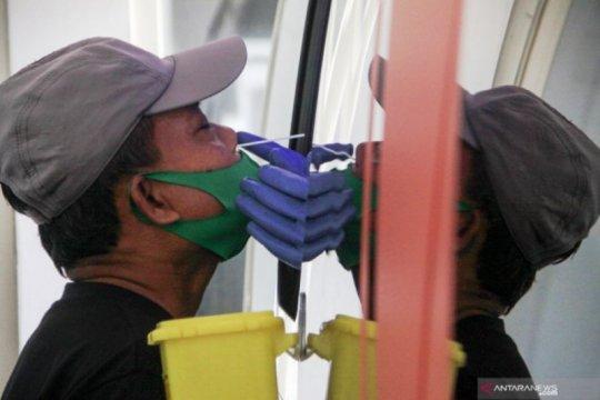 Tim Tes PCR Jambi segera simulasi uji swab COVID-19 secara mandiri