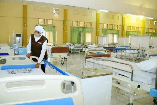 RS Lapangan Surabaya rawat 14 pasien COVID-19 kategori ringan