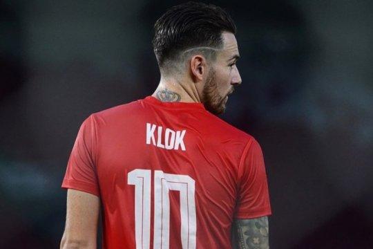 Pemain Persija Marc Klok resmi jadi WNI