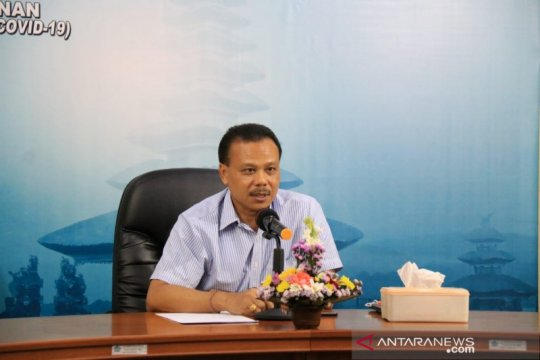 Peningkatan kasus transmisi lokal COVID-19 disorot Sekda Bali