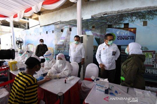 """BIN tambah mobil lab dan lokasi """"rapid test"""" di Surabaya"""