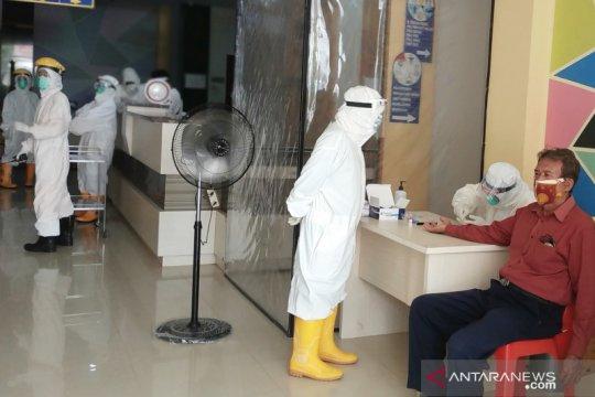 Lima tenaga medis RSUD Daya Makassar terpapar COVID-19