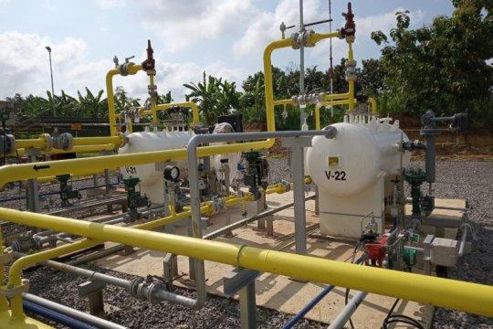 Pertamina sepakati penjualan gas bumi untuk industri domestik