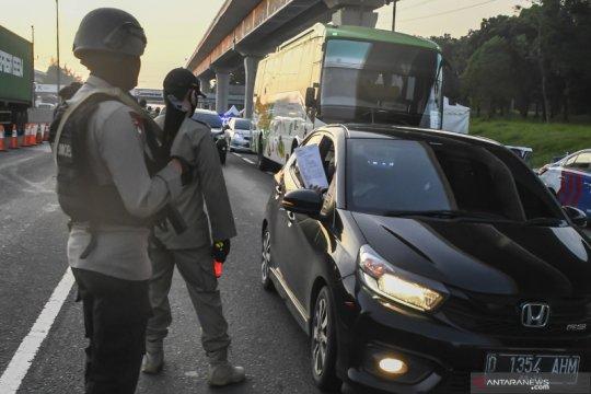 Satu juta kendaraan saat arus balik, Kemenhub perketat pengawasan