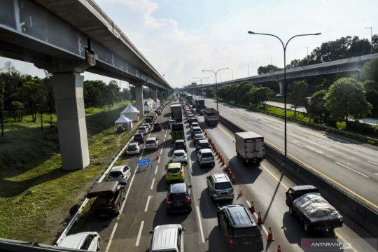 H+5 Lebaran, Jasa Marga catat 361 ribu kendaraan menuju Jakarta