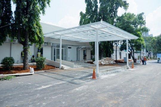 Patra Jasa rampungkan pembangunan RSPP perluasan COVID-19 satu bulan