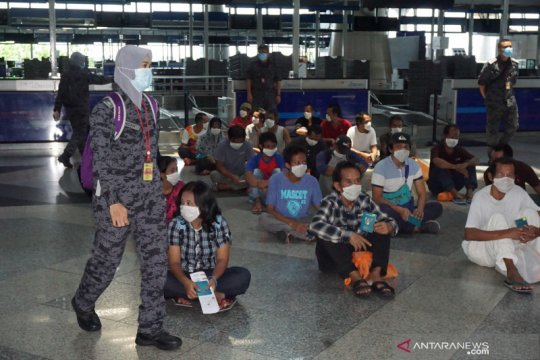 4.800 WNI di tahanan imigrasi Malaysia bakal dipulangkan