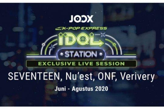 """SEVENTEEN hingga """"I-LAND"""" akan tayang di JOOX pada Juni"""